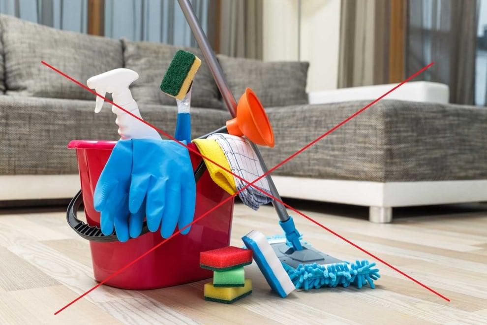 Как да организирате пролетното почистване по-бързо и лесно?