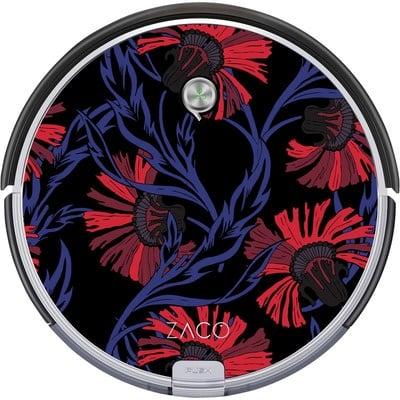 Стикери за А6 Нощни цветя